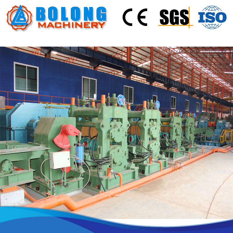 Complete Production Line Fully Continuous Used Rolling Mill