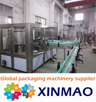 Xinmao New Products Soda Soft Drink Can Filling Machine