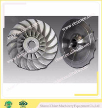 Shanxi customized turbo compressor wheel for locomotive engines