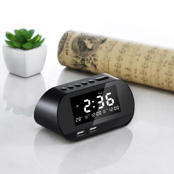 Ganxin Fast Delivery Cheap Price, Radio Fm Clock Digit Radio Clock