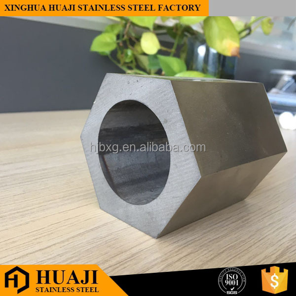 201 202 Stainless Steel Hexagonal Pipe/Tube