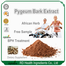 GMP Factory Supplier free samples Pygeum Africanum Bark Extract