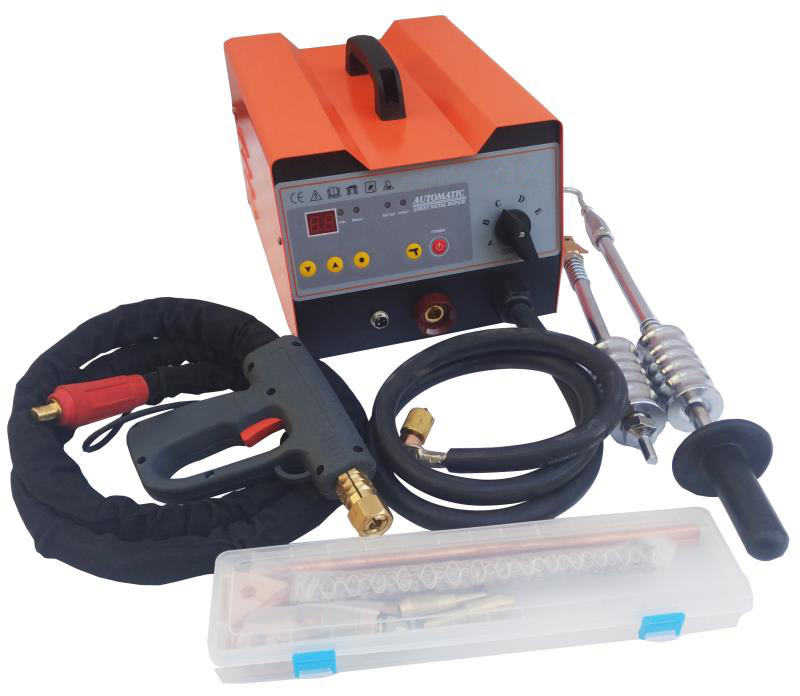 Auto Body Repair Equipment Portable Dent Puller Machine - Buy ...