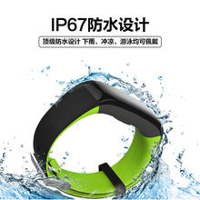 2017 new innovative product m2 smart bracelet blood pressure oxygen heart rate monitor wristband for health care