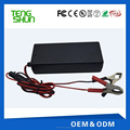 12v 6a automatic lead acid float battery charger for 12v 40ah 60ah batteries