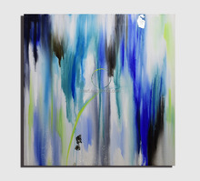 Canvas Hand-painted Designs Abstract Wall Art Oil Paintings