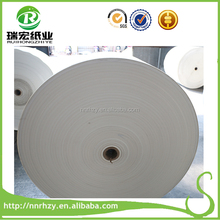 Factory direct sale good quality stocklot pe coated bagasse paper