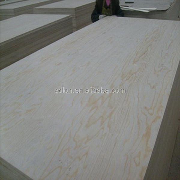 mm Light Color Pine Plywood Without Knots mm Light Color Pine