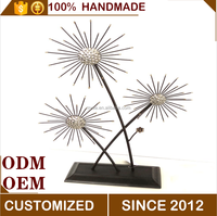 Hot Sale Elegant Metal Flower Arts,Home Decoration