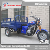 Cheaper Strong power new cargo tricycle with cabin