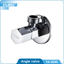FUAO Contemporary brass stainless steel gate valve
