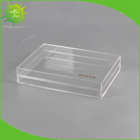Plastic Crafts Clear Acrylic Display Box