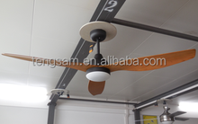 52 inch DC ceiling fan with LED light