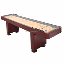 9ft High Quality Solid Wood Shuffleboard Table SBT-011