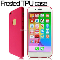High quality cheap frosted tpu case for iphone6 case mobile phone cover
