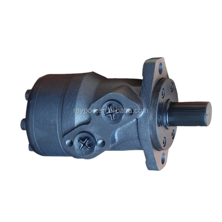 Miniature Hydraulic Motors : Low speed high torque hydraulic motor mini