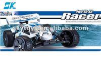 1:8 one. speed motor control cross country nitro gas car VH-X8 rc kart racing