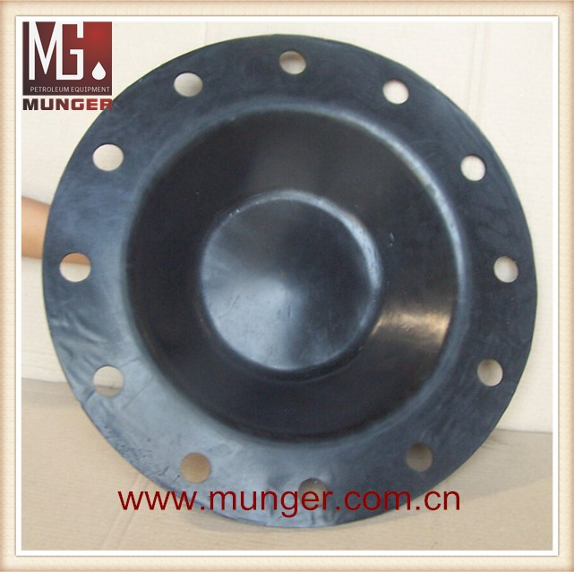 China made mud pump fluid end, end cover with good wear resistance
