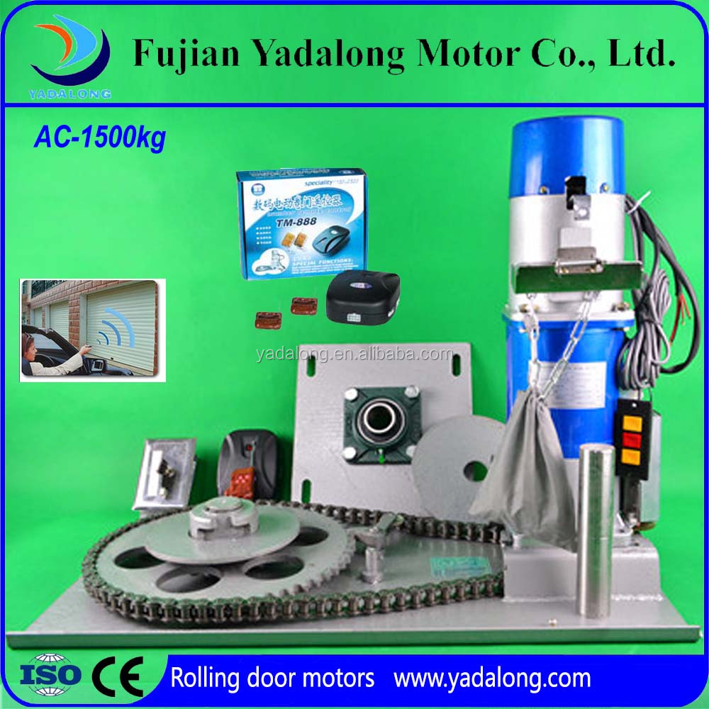Easy lift roll up garage door opener/automatic door system/electromotor