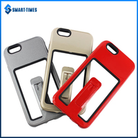 [Smart Times] Armor Phone Case for iPhone 6 Case with Stand