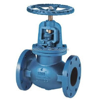 BS 5152 PN16 CAST IRON GLOBE VALVE