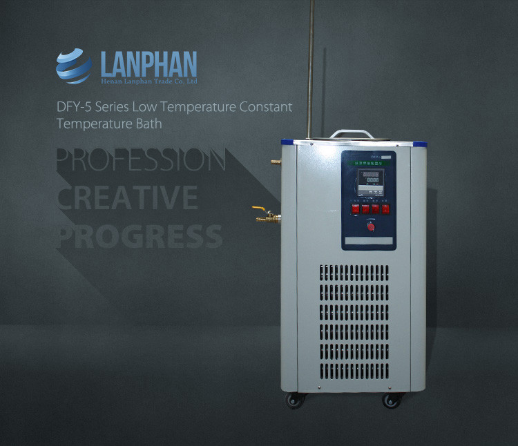 Civil Engineering Lab Instrument Cooling Water Circulation Machine Circulating Pump Cold Water