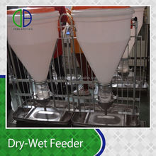 High Quality Pig Raising Equipment Dry Wet Pig Water Feeder