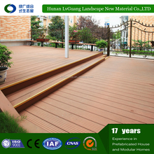 2017 hot sale best quality wpc composite decking cheap