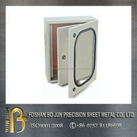 OEM custom powder coated electrical cabinet, electrical box manufacturer