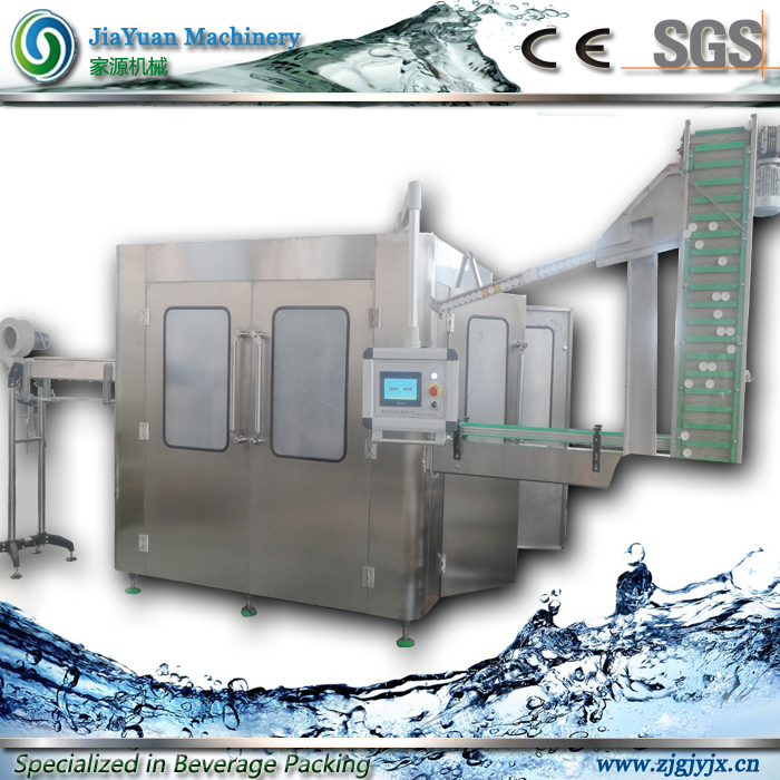 Mineral Water Filling Machine for the Water Filling Line