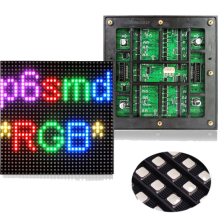 Best price SMD Full Color High Brightness P6 Led Display Module For DIY Led Screen video wall