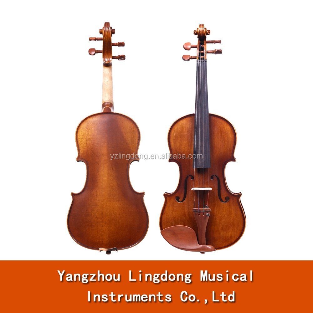 growth rings old violin suitable for collection