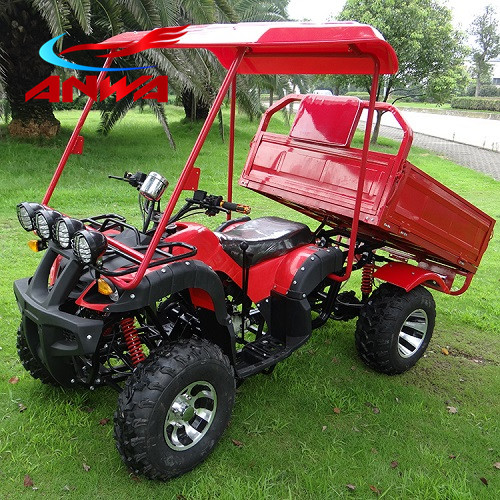 2018 Newest Four Wheel Motorcycle /Cargo Trike/Gas ATV For Sale