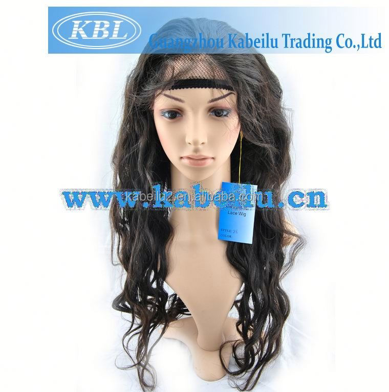 Best manufacturer micro braiding synthetic hair lace front wigs