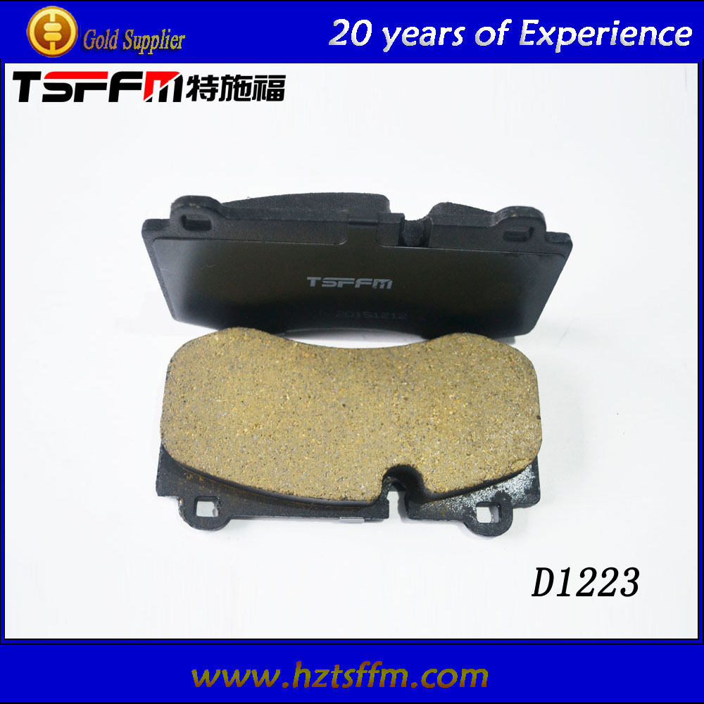 hi-q reasonable price ceramic brake pads