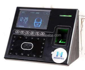 Automatic door Finger printer access control system