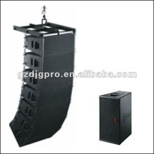 pro audio 2 Way Line Array Module Q1 Sound System