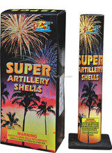 Widely used 1.5'' Super Artillery Shells fireworks R8011