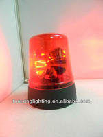 Rotating Red LED Beacon Light