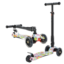 Factory Supply Unique Design Foldable Mini Street Scooter