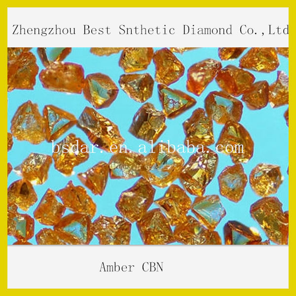 Super abrasives Cubic Boron Nitride CBN powder for polishing