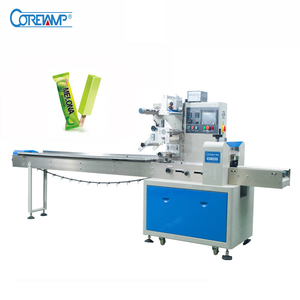 Automatic Ice Cube /Ice Lolly/Popsicle Bar Packaging Machine