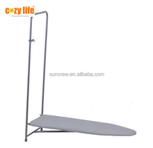 Household factory manufacturer steel tube cotton cover wall mounted ironing board