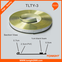 Made in china New products TONIGHT TLTY-3 letter aluminum profile