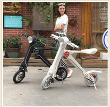 folding bike electric scooter with big wheels scooter two wheel electric bike