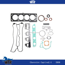 Car engine parts motorcycle engine gasket set for Chevrolet Captiva EK06 2.4