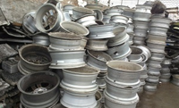 hot sale aluminum aolly wheel scrap 99% factory price
