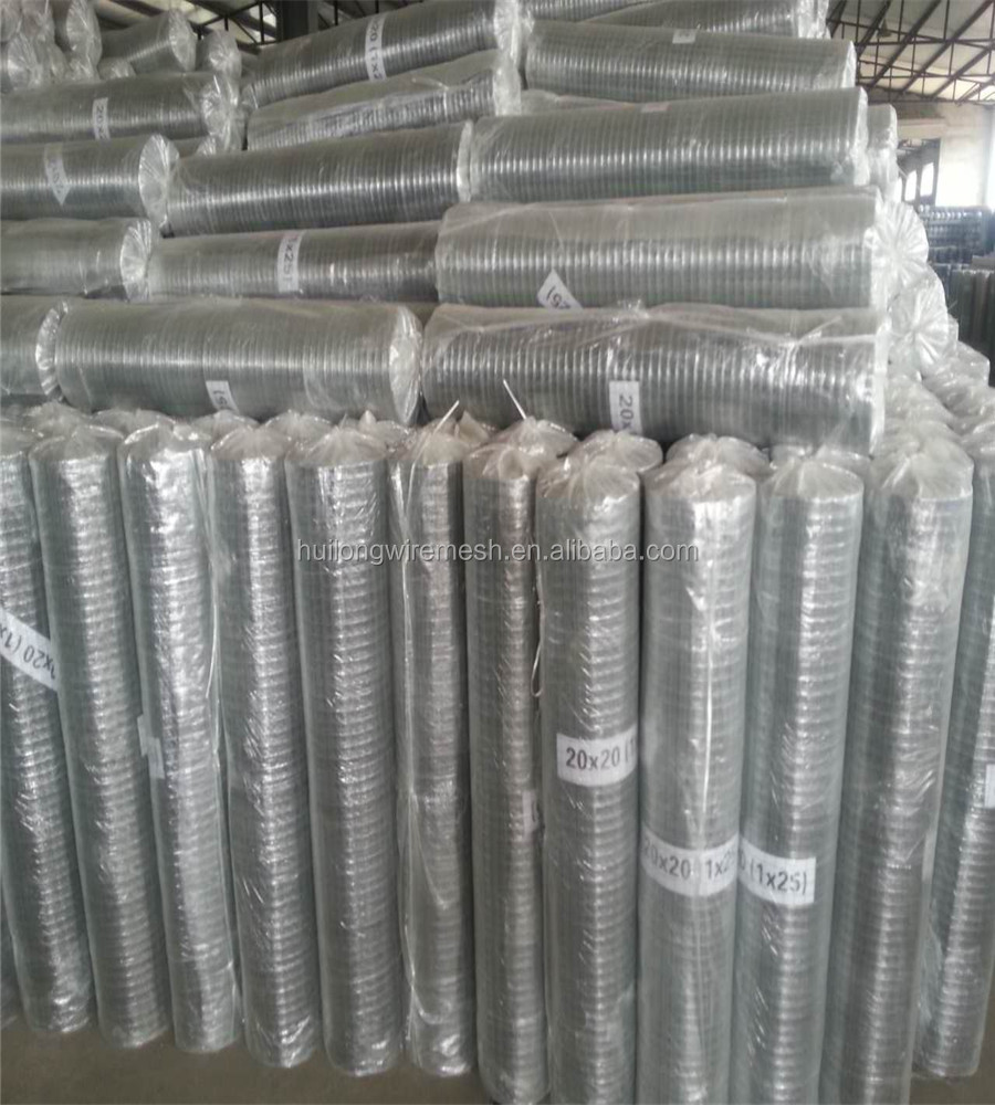 HIGH QUALITY / WELDED MESH ROLLS