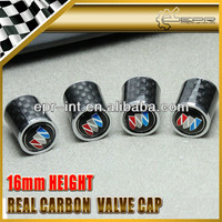 For BUICK Carbon Fiber Valve Cap