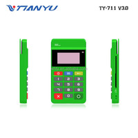 Bluetooth MPOS with NFC/RFID Card Reader for Mobile Smart Payment Software
